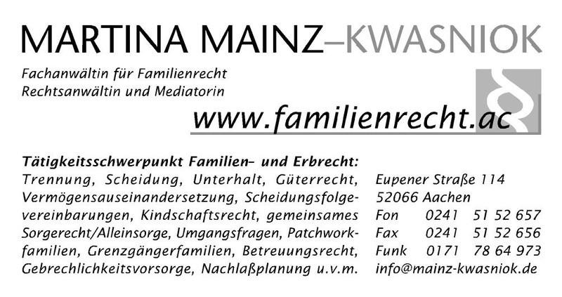 Düsseldorfer Tabelle 2019 Aachener Kanzlei Für Familienrecht